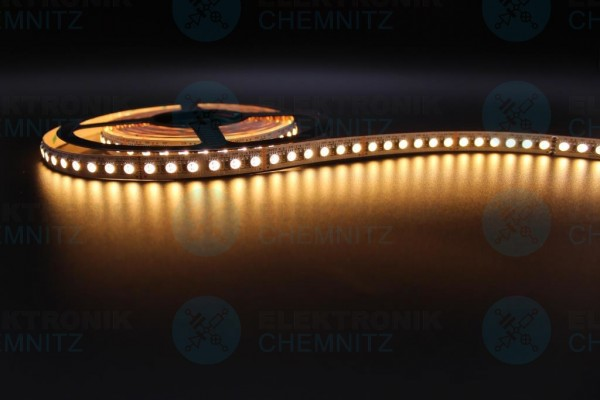 LED Streifen 5050-96 DC24V RGBW 2800K 4in1 IP20 PCB: weiß 12mm