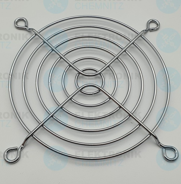 Schutzgitter für Lüfter 92x92