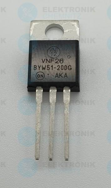 Gleichrichterdiode BYW51-200