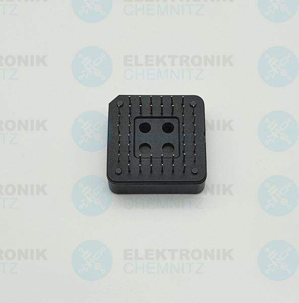PLCC - IC Fassung/ Sockel 44pin TH