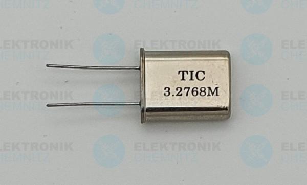 Quarzoszillator TIC 3.2768MHz HC49-U