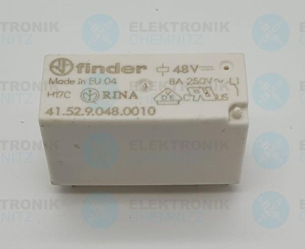 Finder Steck/Printrelais 41.52.9.048.0010