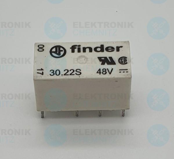 Finder Printrelais 30.22.7.048.0000