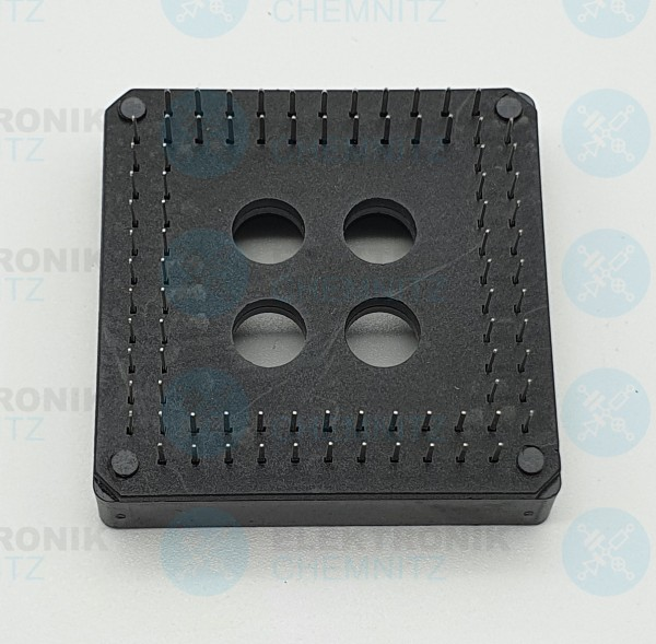 PLCC - IC Fassung/ Sockel 84pin TH