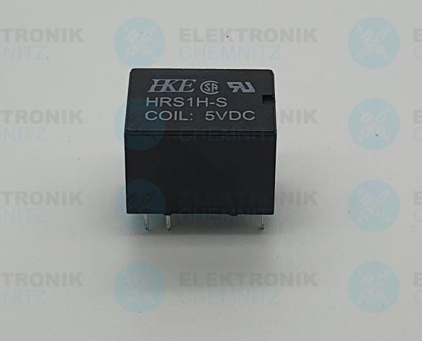 HKE HRS1H-S Printrelais 5V 3A 1 Wechsler