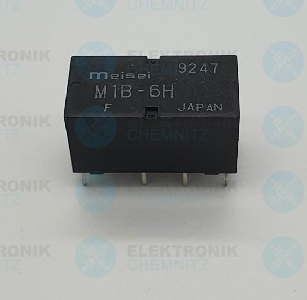 Meisei M1B-6H 6V 2Wechsler