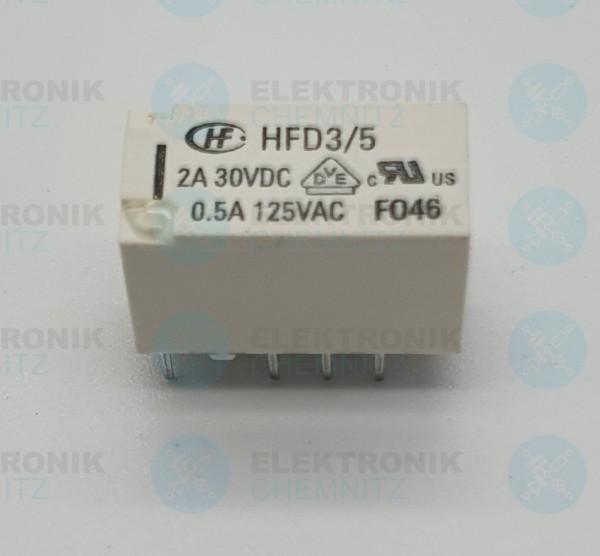 Hongfa Printrelais HFD3N05