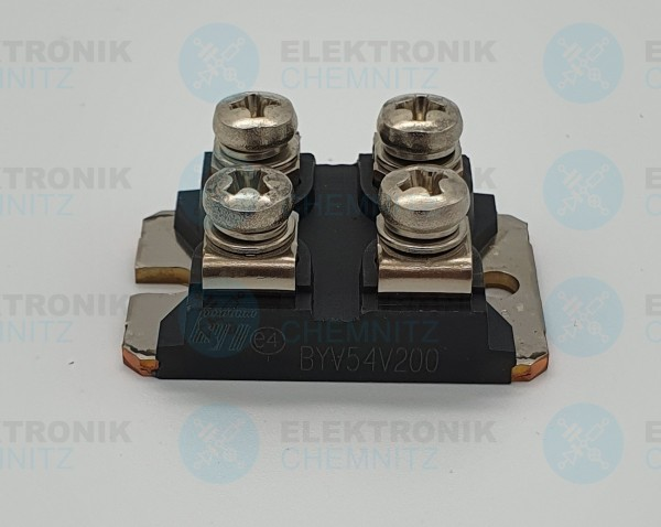 Brückengleichrichter ST BYV54V-200 200V 100A