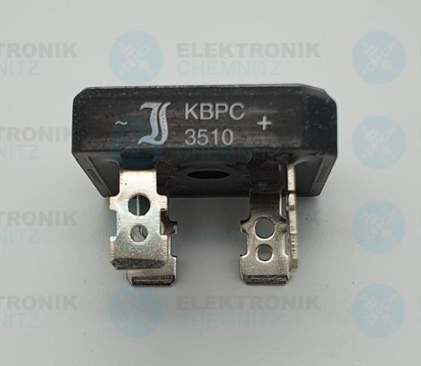 Brückengleichrichter KBPC3510F 1000V 35A
