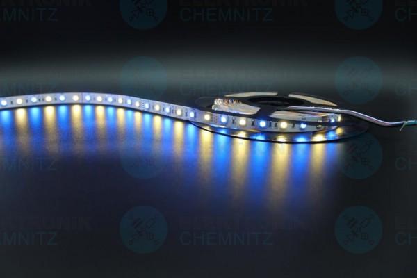LED Streifen 5050-60 RGB+2800K DC12V IP20 PCB: weiß 12mm