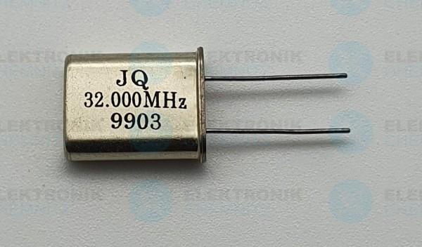 Quarzoszillator JQ 32.000MHz 9903