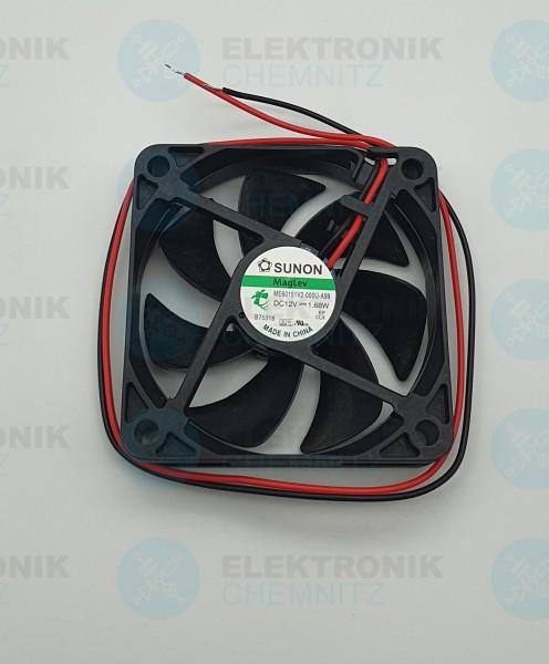 SUNON MagLev ME60151V2-000U-A99 Lüfter 60x60x15 DC12V 1,68W