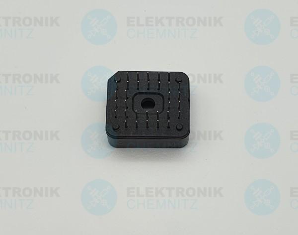 PLCC - IC Fassung/ Sockel 32pin TH