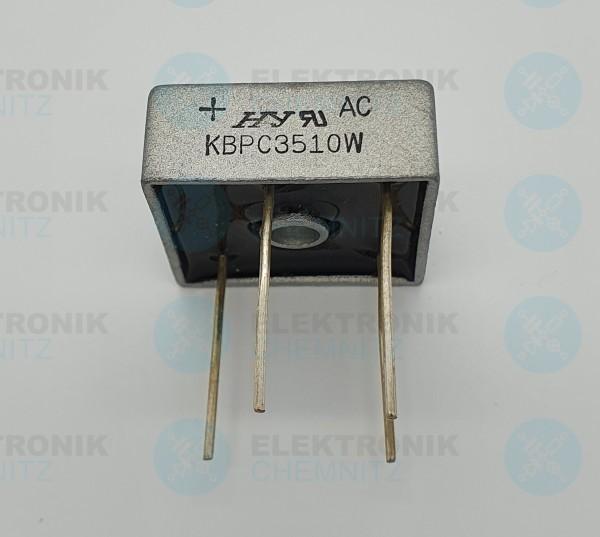 Brückengleichrichter KBPC3510W 1000V 35A