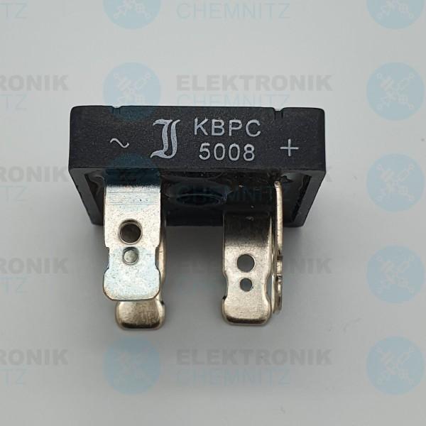 Brückengleichrichter KBPC5008FP 800V 50A
